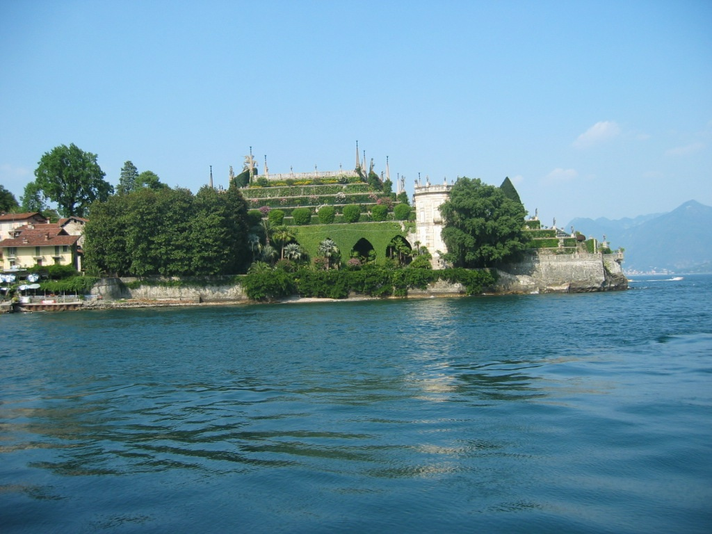 Les îles Borromées