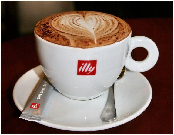 Café en Italie