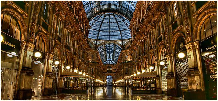La Galleria Milano