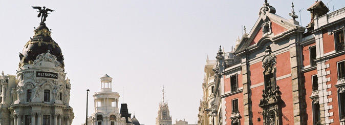 Le Triangle d'Or Madrid