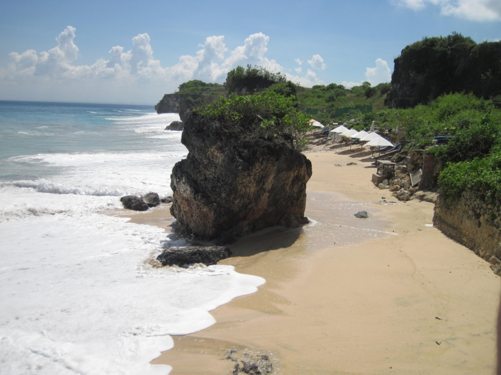 plage bukit